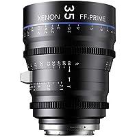 Schneider Kreuznach Xenon FF T2.1/35mm Prime Lens for Nikon F Mount, 0.35m (1.14) Close Focus, Manual Focus