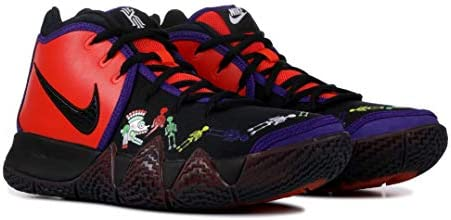 brand new c6601 56211 Kyrie 4 Dotd Tv Pe 1 'Day Of The Dead' - Ci0278-800 - Size 9 ...