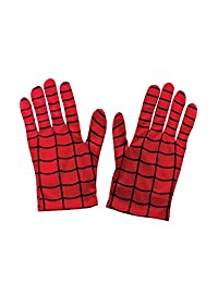 Rubies Costume Marvel, Ultimate Spider-Man Child Gloves