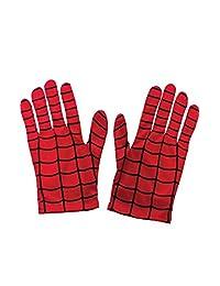 Rubies Costume Marvel, Ultimate Spider-Man Child Gloves