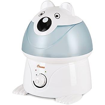 Amazon Com Spt Polar Bear Ultrasonic Humidifier Multi