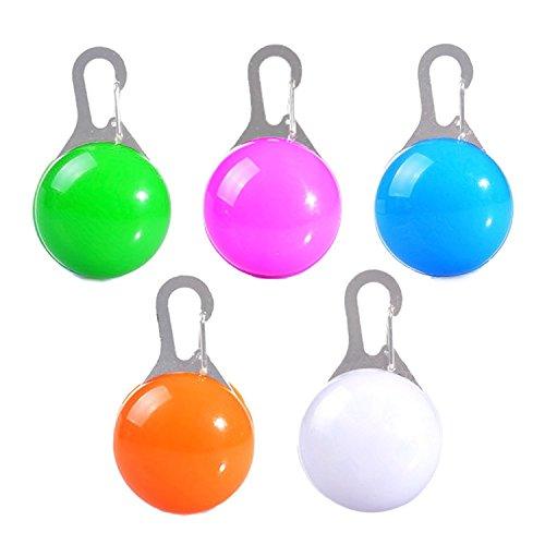 Clip Dog Collar LED Lights
