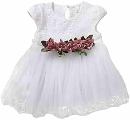 bd496b1c827a Shopping 4 Stars & Up - Whites - Dresses - Clothing - Baby Girls ...