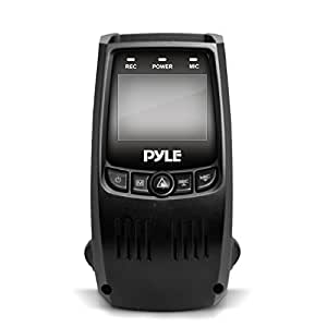 Pyle PLDVRCAM74 - Dual Camera Dvr Kit - Vehicle Dash Camera Recording System with Full HD 1080P