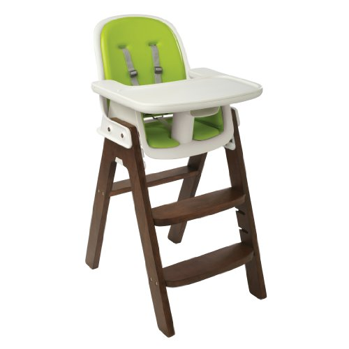 OXO Tot Sprout Chair, Green/Walnut, Baby & Kids Zone