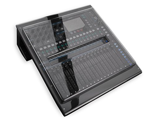 Decksaver DSP-PC-QU16 Pro Allen & Heath Qu-16 Console Cover by Decksaver