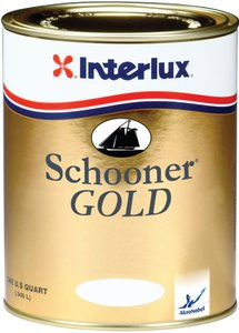 Interlux YVA500/PT Schooner Gold (Pint), 16. Fluid_Ounces