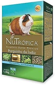Ração Nutrópica Natural para Porquinho da Índia - 1,5Kg