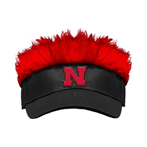 The Northwest Company Officially Licensed NCAA Nebraska Cornhuskers Flair Hair -