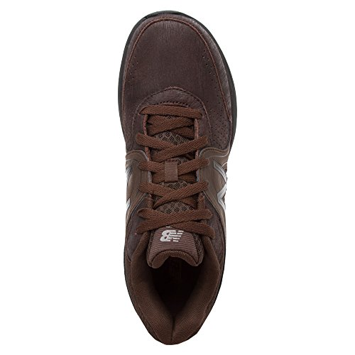 888098092783 - New Balance Men's MW840 Walking Shoe,Brown,9 2E US carousel main 3