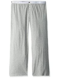 Tommy Hilfiger womens plus-size Basic Logo Pajama Bottom