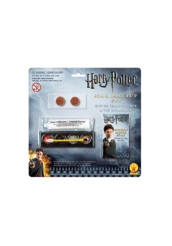 Harry Potter Scar Makeup Kit Costume Accessory