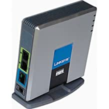 LINKSYS SPA-3000 VOIP FXS FXO PSTN UNLOCKED Phone Analog Adapter