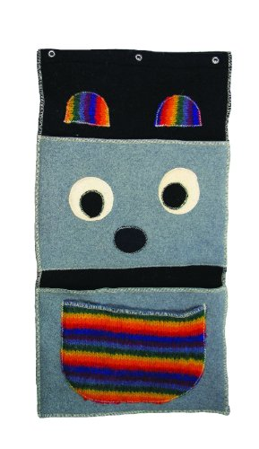 Price comparison product image Cate And Levi Wallpocket Bear