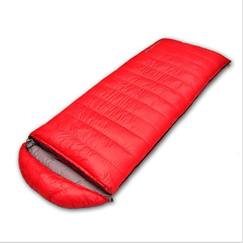 Amazon.com : YXX sleeping bag Keep warm advanced outdoor camping Envelope Down sleeping bag Windproof Moisture-proof Anti-cold : Sports & Outdoors