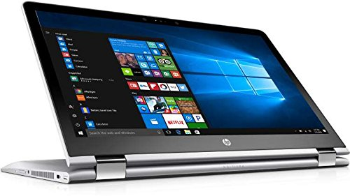 Newest HP 2-in-1 Convertible Pavilion x360 15.6 Inch Full HD Touchscreen Flagship High Performance Laptop PC, Intel Core i5-7200U Dual-Core, 8GB DDR4, 256GB M.2 SSD, Windows 10 Home