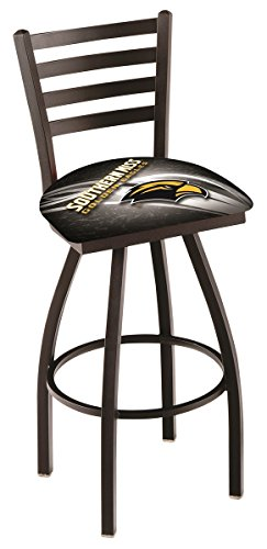 Holland Bar Stool Officially Licensed L014 University of Southern Mississippi Swivel Counter Stool, 25