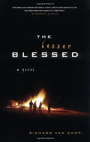 book cover of The Lesser Blessed