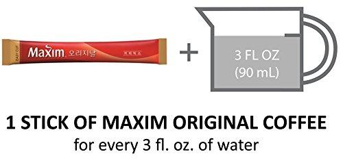 Maxim Original Korean Coffee - 100pks by Maxim (Image #5)