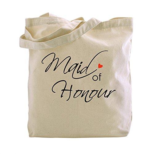 of Wedding ElegantPark Cotton Hen Tote Bag 100 Party Bridesmaid Honour Maid Favour Pcs of 1 Canvas Maid Gifts Honour wqrXAOqxTH