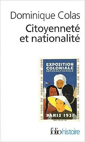 Téléchargez google books en pdf en ligne Citoyenneté et Nationalité PDF