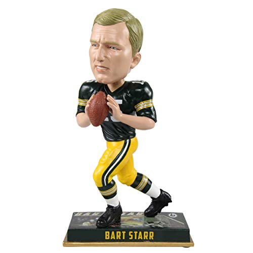 (Bart Starr (Green Bay Packers) NFL Legends Bobblehead by FOCO)