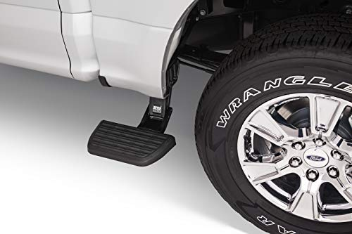 AMP Research 75417-01A BedStep2 Retractable Truck Bed Side Step for2019 Ram 2500/3500