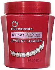 CONNISSEUR Connoisseurs Productos 1047 Revitalizante Delicado Limpiador de la joyer-a 8 oz - Caja de 6