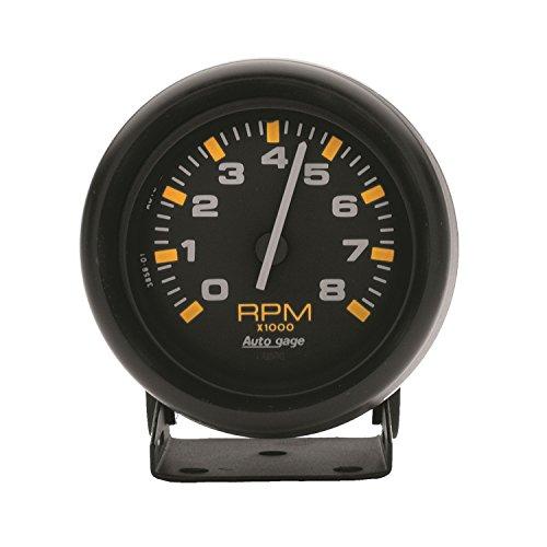 Auto Meter 2305 Autogage Mini Tachometer by Auto Meter