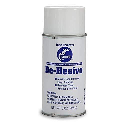 - Cramer 040432 De-Hesive Tape Remover Spray, Non-Aerosole