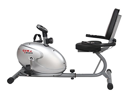 US Pride Furniture FN98008B Gym for Fitness Magnetic Recumbent Exercise Bike US Pride Corp -- DROPSHIP