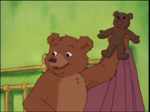 little bear - 5
