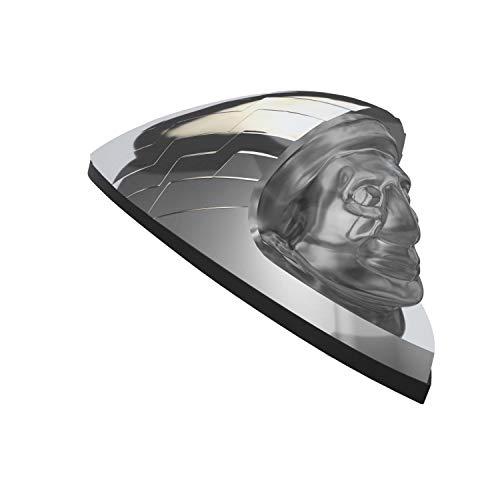 INDIAN MOTORCYCLES - HEADDRESS LIGHT KIT - CHROME 2880665-156