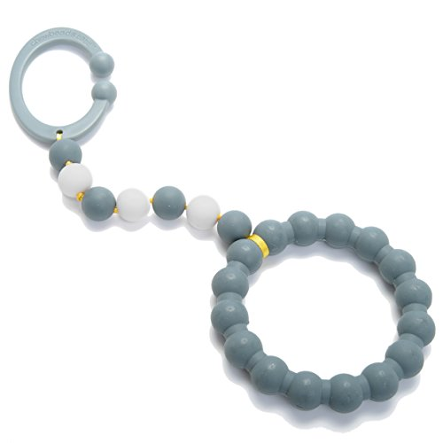 Chewbeads Gramercy Stroller Toy Grey product image