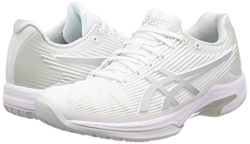 Gel Speed solution Ff Asics Da White Aw18 Women's Scarpe Tennis qEPddnfT