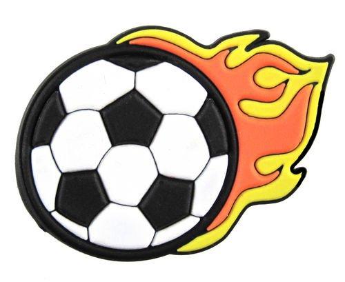 Soccer Ball Sports Charm - 3