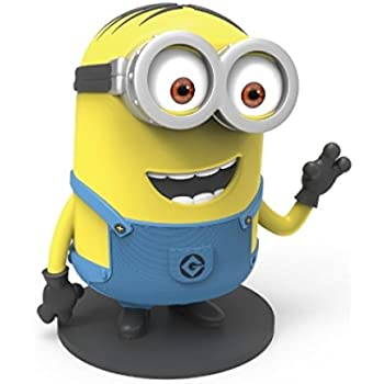 Despicable Me Minions Bluetooth Wireless Speaker Minion Bob Design with Charging Cable