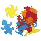 Roylco Tessellations Animal Templates - Pack of 12