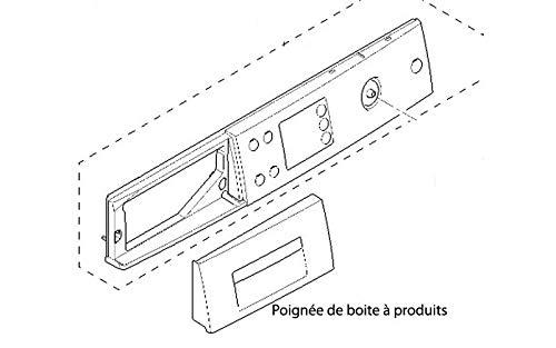 Tirador de puerta recinto a producto referencia: 00750464 ...
