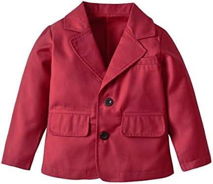 キッズ服 子供コート 男の子 ボーイズ スーツ 洋装フォーマル 無地 シャツ 長袖 秋 お出かけ オシャレ 発表会