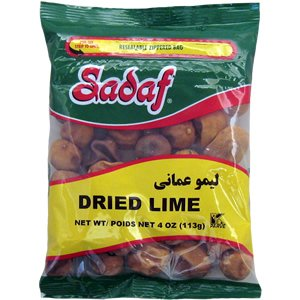 (Sadaf Dried Lime Whole (Small) - Limu Amani, 4 Ounce)