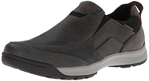 Clarks Mens Onda Ghiaione Facile Slip-on Loafer, Carbone, 8,5 M Di Noi