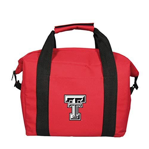 NCAA Texas Tech Red Raiders Soft Sided 12-Pack Kooler ()