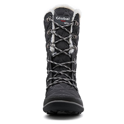 Globalwin Womens 1731 Snow Boots Invernali 37grigio