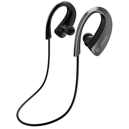 KONCEN Q2S Wireless Bluetooth Sport headphones ...
