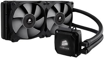 CORSAIR Sistema de refrigeración líquida Hydro Series H100i + Caja de tornillos para la integración informática: Amazon.es: Electrónica