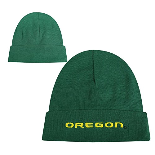 Top of the World Oregon Ducks Official NCAA Infant Knit TOW Lil Cuff Beanie by 944609 by Top of the World