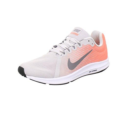 Nike Women Neer Shifter 8 Loopschoenen Grijs (grijs Overgrote / Gunsmoke-karmozijn-zwart Puls 008)