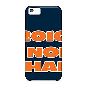 Great Hard Phone Covers For iPhone 6 plus 5.5 (KqN196 plus 5.506 plus 5.5Stul) Unique Design High Resolution Chicago Bears Skin