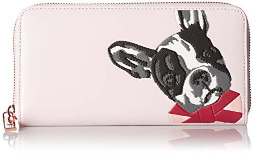 Marlyni Wallet, Dusky Pink, One Size